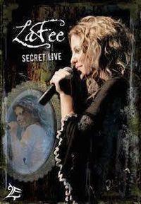 Cover LaFee - Secret Live [DVD]